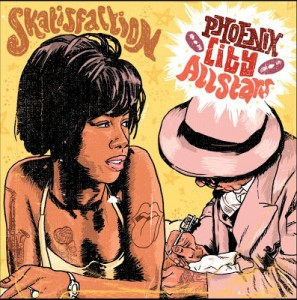 Phoenix City All-Stars - Skatisfaction