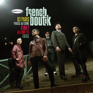 AA Ici Paris Front Record Sleeve