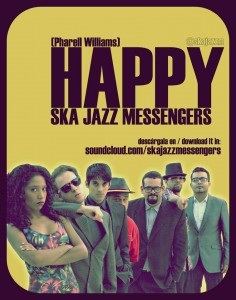 Ska Jazz Messengers - Happy